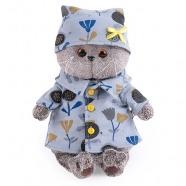 Мягкая игрушка Басик пижаме в цветочек Усть Каменогорск, Актау, Кокшетау, Семей, Тараз купить в магазине игрушек LEMUR.KZ