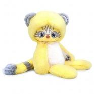 Мягкая игрушка Лори Колори - Эйка (жёлтый) 25 см Усть Каменогорск, Актау, Кокшетау, Семей, Тараз купить в магазине игрушек LEMUR.KZ