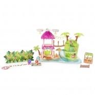 Игровой набор Hatchimals 'Тропический остров' Алматы, Астана, Шымкент, Караганда купить в магазине игрушек LEMUR.KZ