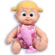 Bouncin' Babies Кукла 35 см, плавающая с дельфином Алматы, Астана, Шымкент, Караганда купить в магазине игрушек LEMUR.KZ