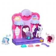 Hasbro My Little Pony Бутик Рарити в Кантерлоте Алматы, Астана, Шымкент, Караганда купить в магазине игрушек LEMUR.KZ