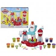 Игровой набор Play-Doh 'Мир Мороженного' Костанай, Атырау, Павлодар, Актобе, Петропавловск купить в магазине игрушек LEMUR.KZ