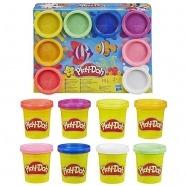 Игровой набор Play-Doh 8 цветов Костанай, Атырау, Павлодар, Актобе, Петропавловск купить в магазине игрушек LEMUR.KZ