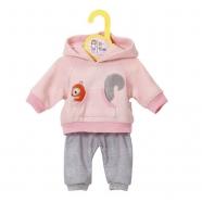 Baby Born Одежда для кукол высотой 38-46 см, розовая Уральск, Жезказган, Кызылорда, Талдыкорган, Экибастуз купить в магазине игрушек LEMUR.KZ