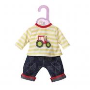Baby Born Одежда для кукол высотой 30-36 см, для мальчика Усть Каменогорск, Актау, Кокшетау, Семей, Тараз купить в магазине игрушек LEMUR.KZ