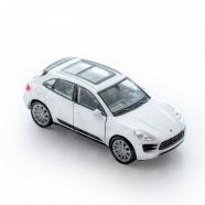 Welly модель машины 1:34-39 Porsche Macan Turbo Алматы, Астана, Шымкент, Караганда купить в магазине игрушек LEMUR.KZ
