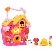 Игровой набор Домик принцессы с малюткой Lalaloopsy Костанай, Атырау, Павлодар, Актобе, Петропавловск купить в магазине игрушек LEMUR.KZ