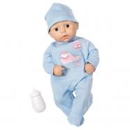 Baby Annabell Кукла-мальчик с бутылочкой, 36 см Алматы, Астана, Шымкент, Караганда купить в магазине игрушек LEMUR.KZ
