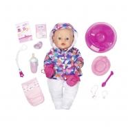 Baby Born Кукла Интерактивная Зимняя пора, 43 см Костанай, Атырау, Павлодар, Актобе, Петропавловск купить в магазине игрушек LEMUR.KZ