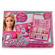 Большой набор детской косметики Барби в кейсе Алматы, Астана, Шымкент, Караганда купить в магазине игрушек LEMUR.KZ