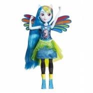 Интерактивная кукла My Little Pony Девочки Эквестрии Костанай, Атырау, Павлодар, Актобе, Петропавловск купить в магазине игрушек LEMUR.KZ