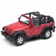 Welly модель машины 1:31 Jeep Wrangler Rubicon Алматы, Астана, Шымкент, Караганда купить в магазине игрушек LEMUR.KZ