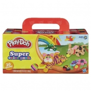 пластилина Play-Doh, 20 банок Алматы, Астана, Шымкент, Караганда купить в магазине игрушек LEMUR.KZ