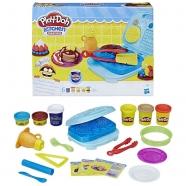 Игровой набор Play-Doh 'Сладкий завтрак' Костанай, Атырау, Павлодар, Актобе, Петропавловск купить в магазине игрушек LEMUR.KZ
