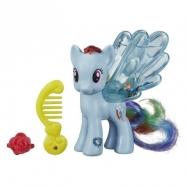 Игровой My Little Pony из серии 'Пони с блестками' Рэйнбоу Дэш Уральск, Жезказган, Кызылорда, Талдыкорган, Экибастуз купить в магазине игрушек LEMUR.KZ