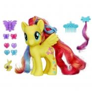 Пони My Little Pony 'Делюкс' Флаттершай Костанай, Атырау, Павлодар, Актобе, Петропавловск купить в магазине игрушек LEMUR.KZ