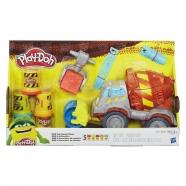 Игровой Play-Doh 'Задорный цементовоз Вова' Костанай, Атырау, Павлодар, Актобе, Петропавловск купить в магазине игрушек LEMUR.KZ