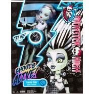 Monster High Фрэнки Штейн 'Она Живая!' Усть Каменогорск, Актау, Кокшетау, Семей, Тараз купить в магазине игрушек LEMUR.KZ