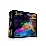 Laser Pegs: 24 в 1. Космос Усть Каменогорск, Актау, Кокшетау, Семей, Тараз купить в магазине игрушек LEMUR.KZ