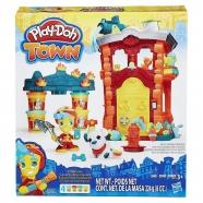 Игровой Play-Doh Город 'Пожарная станция' Костанай, Атырау, Павлодар, Актобе, Петропавловск купить в магазине игрушек LEMUR.KZ
