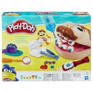 Игровой Play-Doh 'Мистер Зубастик' Усть Каменогорск, Актау, Кокшетау, Семей, Тараз купить в магазине игрушек LEMUR.KZ