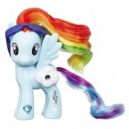 My Little Pony Рэйнбоу Дэш с волшебными картинками Алматы, Астана, Шымкент, Караганда купить в магазине игрушек LEMUR.KZ