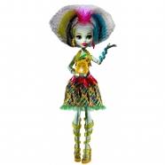 Monster High Фрэнки Штейн из серии 'Электризованные' Уральск, Жезказган, Кызылорда, Талдыкорган, Экибастуз купить в магазине игрушек LEMUR.KZ