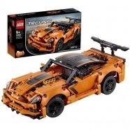 LEGO: Chevrolet Corvette ZR1 Усть Каменогорск, Актау, Кокшетау, Семей, Тараз купить в магазине игрушек LEMUR.KZ