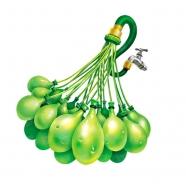 Набор Bunch O Balloons Набор с оружием-насосом 100 шаров  Алматы, Астана, Шымкент, Караганда купить в магазине игрушек LEMUR.KZ