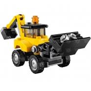 LEGO: Строительная техника Уральск, Жезказган, Кызылорда, Талдыкорган, Экибастуз купить в магазине игрушек LEMUR.KZ