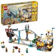 LEGO: Аттракцион Пиратские горки Усть Каменогорск, Актау, Кокшетау, Семей, Тараз купить в магазине игрушек LEMUR.KZ