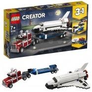 LEGO: Транспортировщик шаттлов Костанай, Атырау, Павлодар, Актобе, Петропавловск купить в магазине игрушек LEMUR.KZ