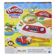 Игровой 'Кухонная плита' Play-Doh (звук) Алматы, Астана, Шымкент, Караганда купить в магазине игрушек LEMUR.KZ