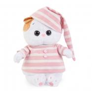 Мягкая игрушка Кошечка Ли-Ли Baby в полосатой пижаме Усть Каменогорск, Актау, Кокшетау, Семей, Тараз купить в магазине игрушек LEMUR.KZ