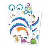 Наклейки для чемоданов Trunki Алматы, Астана, Шымкент, Караганда купить в магазине игрушек LEMUR.KZ
