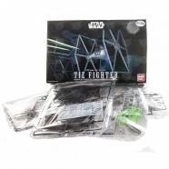 StarWars модель Истребитель TIE-Fighter 1/72 Усть Каменогорск, Актау, Кокшетау, Семей, Тараз купить в магазине игрушек LEMUR.KZ