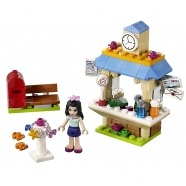 LEGO: Туристический киоск Эммы Уральск, Жезказган, Кызылорда, Талдыкорган, Экибастуз купить в магазине игрушек LEMUR.KZ