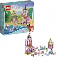 LEGO: Королевский праздник Ариэль, Авроры и Тианы Костанай, Атырау, Павлодар, Актобе, Петропавловск купить в магазине игрушек LEMUR.KZ