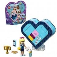 LEGO: Шкатулка-сердечко Стефани Костанай, Атырау, Павлодар, Актобе, Петропавловск купить в магазине игрушек LEMUR.KZ