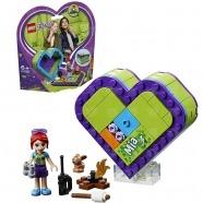 LEGO: Шкатулка-сердечко Мии Уральск, Жезказган, Кызылорда, Талдыкорган, Экибастуз купить в магазине игрушек LEMUR.KZ