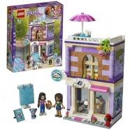 LEGO: Художественная студия Эммы Костанай, Атырау, Павлодар, Актобе, Петропавловск купить в магазине игрушек LEMUR.KZ