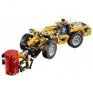 LEGO: Карьерный погрузчик Усть Каменогорск, Актау, Кокшетау, Семей, Тараз купить в магазине игрушек LEMUR.KZ