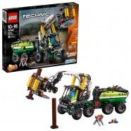 LEGO: Лесозаготовительная машина Усть Каменогорск, Актау, Кокшетау, Семей, Тараз купить в магазине игрушек LEMUR.KZ