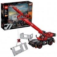 LEGO: Подъёмный кран для пересечённой местности Алматы, Астана, Шымкент, Караганда купить в магазине игрушек LEMUR.KZ