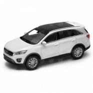 Welly модель машины 1:34-39 Kia Sorento Костанай, Атырау, Павлодар, Актобе, Петропавловск купить в магазине игрушек LEMUR.KZ