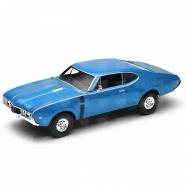 Welly модель машины 1:34-39 Oldsmobile 442 1968 Усть Каменогорск, Актау, Кокшетау, Семей, Тараз купить в магазине игрушек LEMUR.KZ