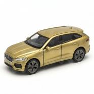 Welly модель машины 1:34-39 Jaguar F-Pace Костанай, Атырау, Павлодар, Актобе, Петропавловск купить в магазине игрушек LEMUR.KZ