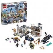 LEGO: Битва на базе Мстителей Уральск, Жезказган, Кызылорда, Талдыкорган, Экибастуз купить в магазине игрушек LEMUR.KZ