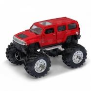 Welly модель машины 1:34-39 Hammer H3 Big Wheel Уральск, Жезказган, Кызылорда, Талдыкорган, Экибастуз купить в магазине игрушек LEMUR.KZ