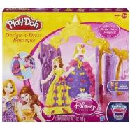 Игровой Play-Doh 'Бутик для Принцесс Дисней' Алматы, Астана, Шымкент, Караганда купить в магазине игрушек LEMUR.KZ